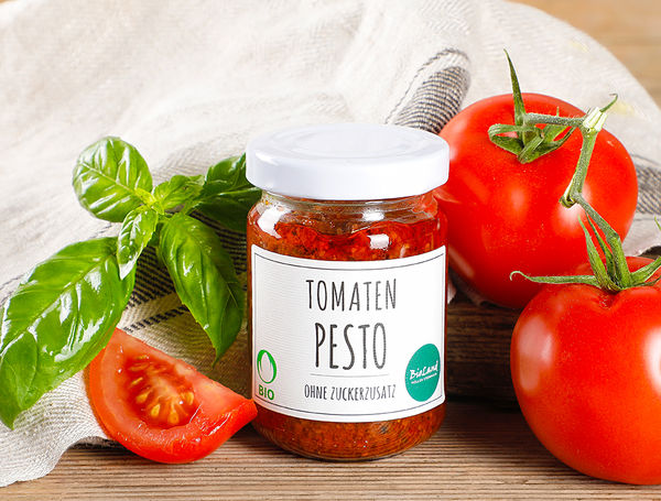 Image of Bio Tomaten-Pesto, 130g
