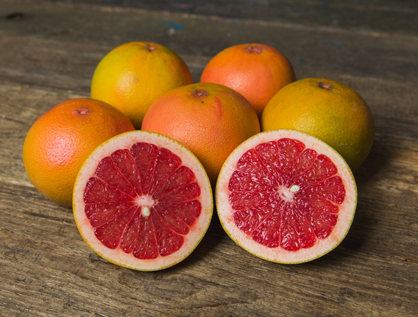 Image of Bio Grapefruit rot, ca. 200-250g
