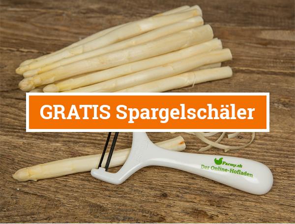 Image of GRATIS Spargelschäler