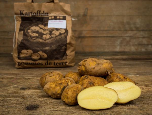 Image of Kartoffeln Belmonda, ungewaschen, 2kg