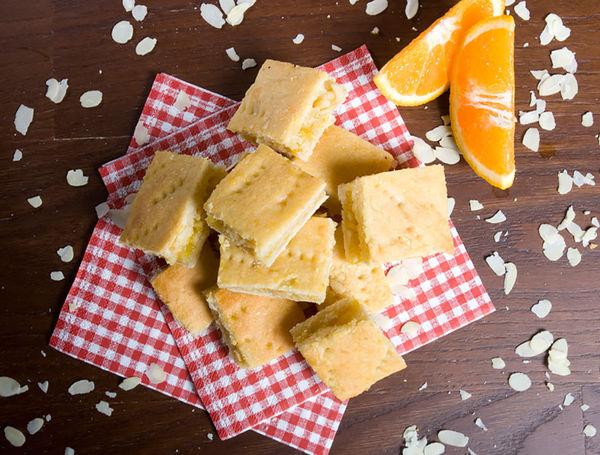 Orangen-Läckerli nach Grossmutters Art
