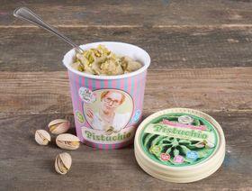 Vegan ice cream Pistachio, 125ml