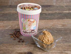 Vegan ice cream coffee crunch, 480ml