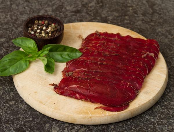 Image of Trockenfleisch ohne Nitritpökelsalz, 60g