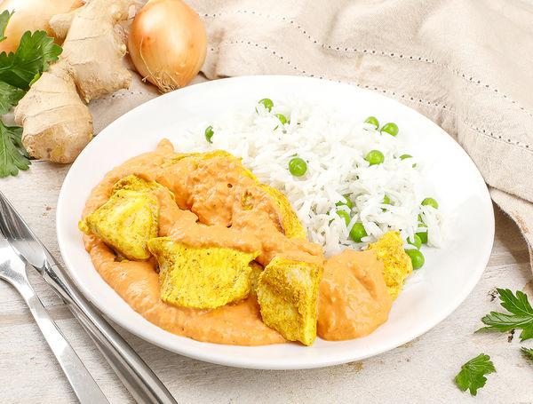 Image of Butter Chicken mit Reis, 500g