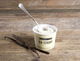 Ice Cream Vanille, 100ml