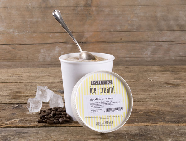 Image of Ice Cream Eiscafé, 500ml