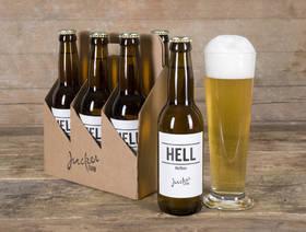 Hofbier Hell, 6x33cl