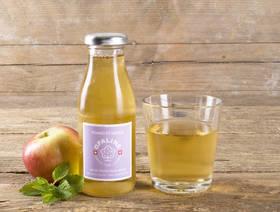 Pomme Mélisse - Apfel Melisse, 25cl