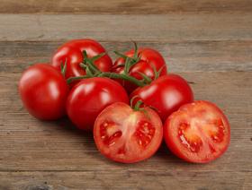 Tomaten Rispen