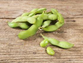 Edamame - grüne Sojabohnen, 500g