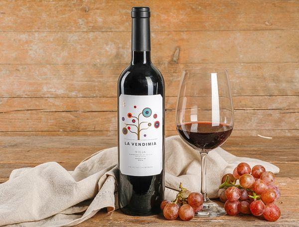 Image of Rioja La Vendimia DOC, 75cl, 2018