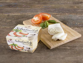 Bio Schafsmilch Mozzarella, 100g