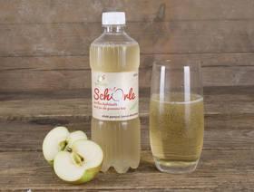 Bio Schorle aus Apfelsaft, 500ml