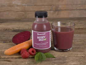 Bio Superfood Smoothie Berry Red, 270ml