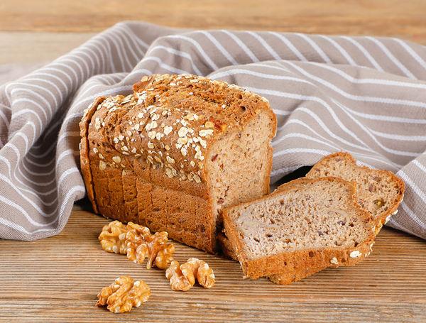 Image of Walnuss-Brot glutenfrei, geschnitten, ca. 330g