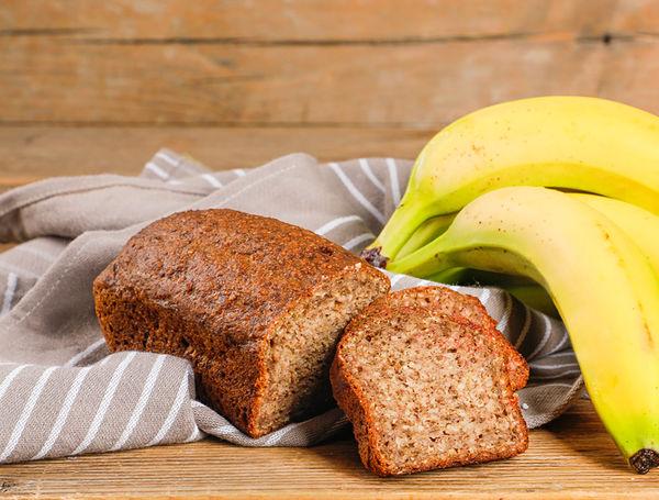 Image of Bananenbrot glutenfrei, 300g