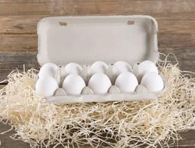 Schweizer Freiland Eier, 10 Stück