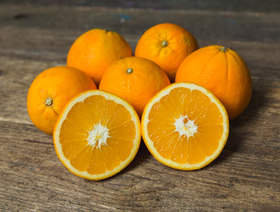 Bio Orangen Navelina