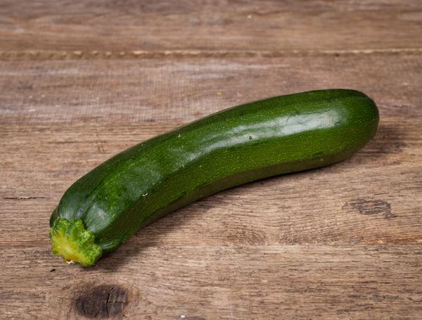 Image of Bio Zucchetti grün