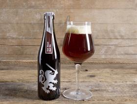 Doppelleu Oak Wood Red Ale, 33cl