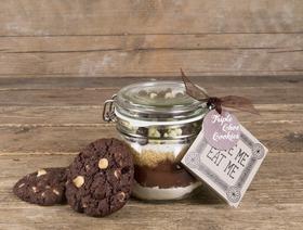 Triple Chocolate Cookies Backmischung, 460g