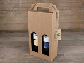 Farmy Geschenk-Set Wein von Nadine Saxer