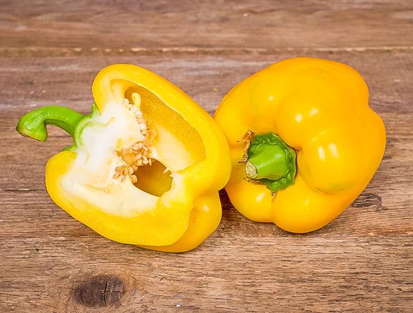 Image of Peperoni gelb