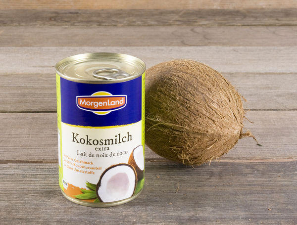 Image of Bio Kokosmilch extra, 400ml