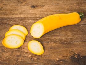Bio Zucchetti, gelb