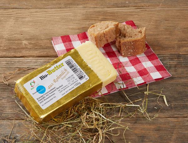 Image of Bio Butter aus Rohmilch, 100g