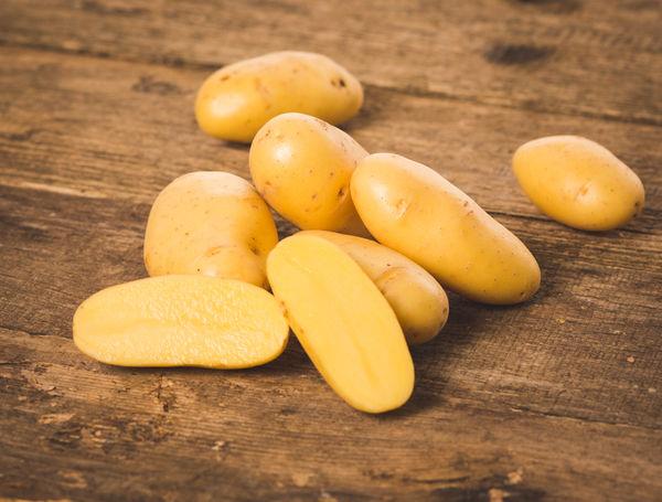 Image of Bio Kartoffeln Annabelle Brätler, gewaschen