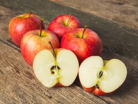 Pommes de saison bio