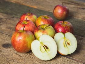 Bio Äpfel Retina, süss-säuerlich