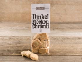 Bio Dinkelflocken Chrömli, 100g
