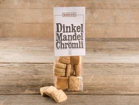 Bio Dinkel-Mandel Chrömli, 100g