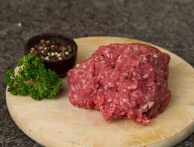 Bio Hackfleisch vom Galloway-Rind