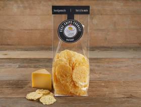 Schweizer Käse Chips Nature Culinarium, 100g