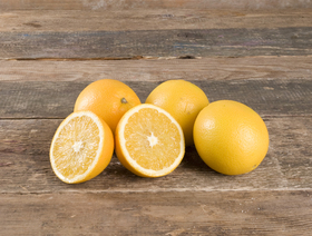 Bio Saft-Orangen blond