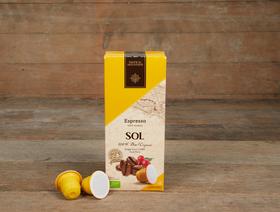 Bio Kaffee-Kapseln Sol Espresso