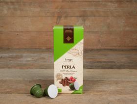 Bio Kaffee-Kapseln Perla Lungo