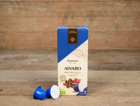 Bio Kaffee-Kapseln Alvaro Espresso