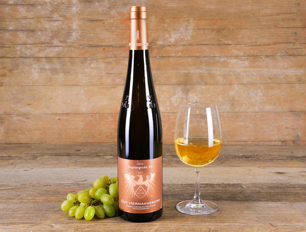 Image of Kupfergrube Riesling GG, 75cl, 2015