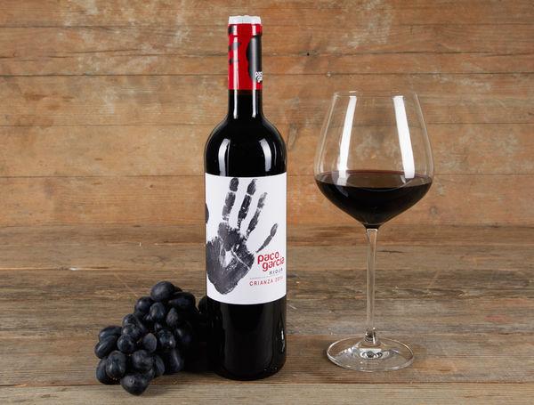 Image of Paco Garcia Rioja DOCa Crianza, 75cl, 2015