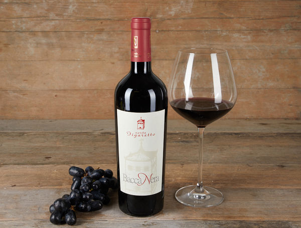 Image of Bacca Nera vino rosso, 75cl, 2016