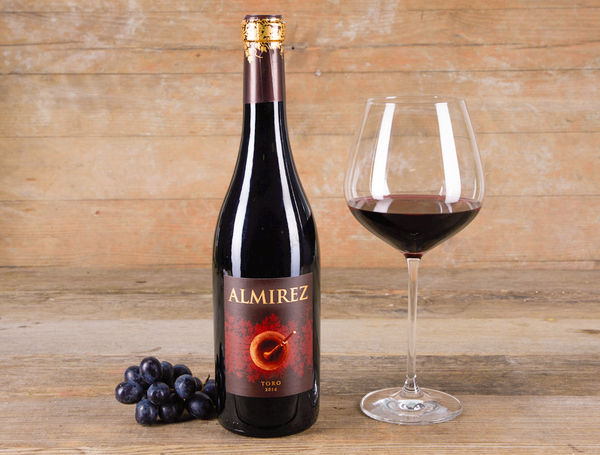 Image of Almirez DO Toro Teso, 75cl, 2016