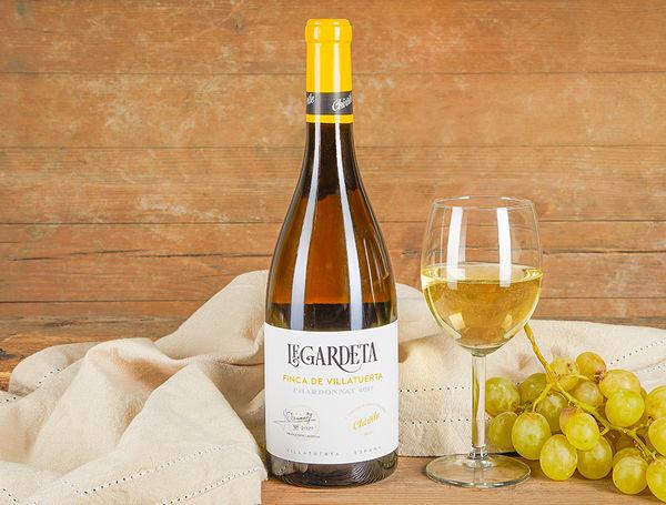 Image of Chardonnay Finca de Villatuerta DO Navarra, 75cl, 2017
