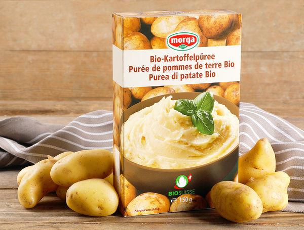 Image of Bio Kartoffelpüree, 150g