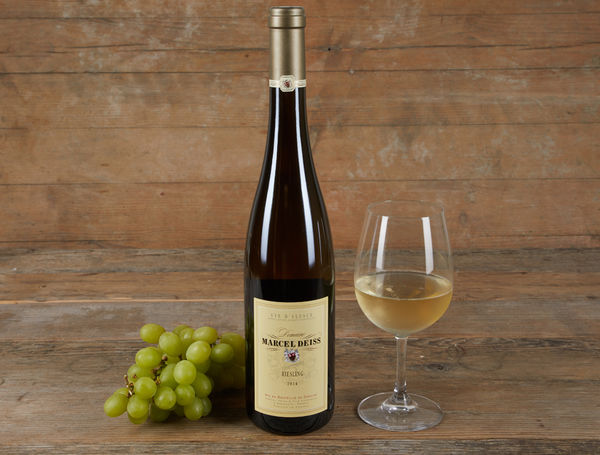 Image of Bio Alsace Riesling AC, 75cl, 2016