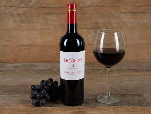 Image of Figuero 4 (Roble), 75cl, 2016